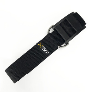 XDEEP Bottle strap with plastic buckle (1 piece)