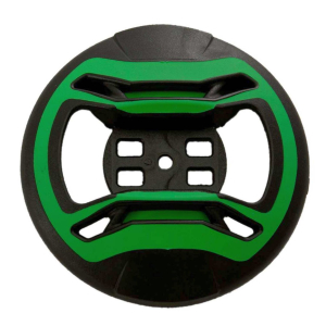 Front cover XTX from 2013 /green (without air shower button)