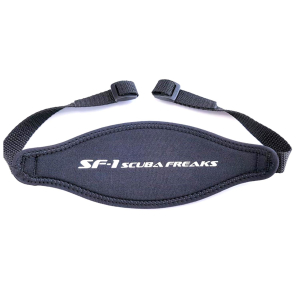 SF-1 ScubaFreaks Neopren - Mask Strap with buckle