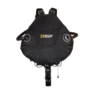 XDEEP STEALTH 2.0 REC setup RB -  full set wide 4x2,5 kg