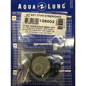 Aqua Lung 128002  Travel Kit 1. Stufe Mistral / Titan (bis 2008)