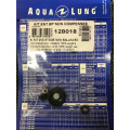 Travel Kit zu Aqua Lung 2. Stufe Octopus Calypso / Titan...