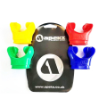 Apeks mouthpiece set of 4 mouthpieces red blue yellow...