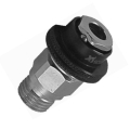Hose adapter: 9/16 male to inflator hose (for about 7.8...