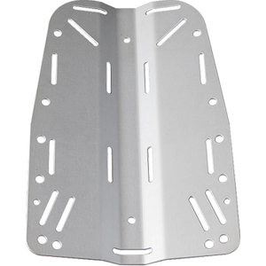 Backplate Aluminum DIR ZONE 3 mm