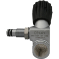 DirZone fixed second outlet 230 bar to bridge valve right...