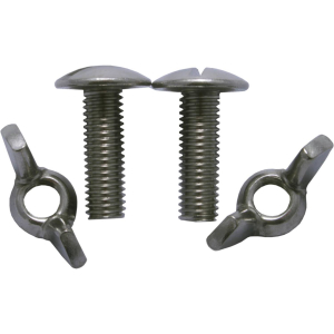 screw set M8 x 25 / stainless steel