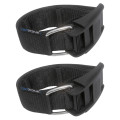 DirZone Cam Bands / Bottle straps (pair) with plastic -...