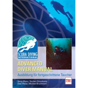 SDI Speciality Dry Suit Diver