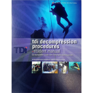 TDI Kombikurs advanced nitrox & decompression procedures