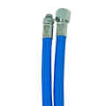 Miflex medium pressure hose blue 3/8M x 9/16F