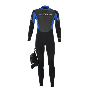 Aqua Lung 3 mm Overall BALI ACTIVE MEN Neoprenanzug - SALE -
