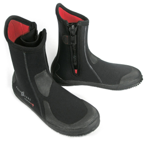 Aqua Lung neoprene - boot SUPERZIP ERGO 6.5mm