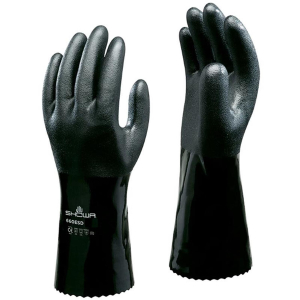 Showa dry suit glove (black) without inner glove size 10 XL