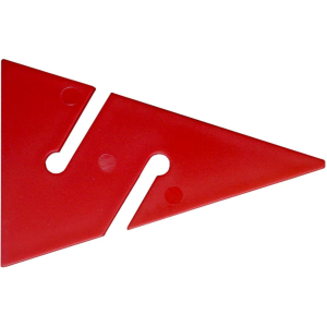 Höhlenpfeil Arrow 90 rot