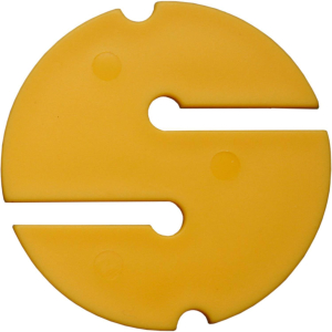 Cookie 55 yellow