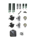 Sidemount Set Apeks DST  XTX 50 / Miflex black  SF-1 Edition