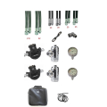 Sidemount Set Apeks DST  XTX 50 / Miflex carbon by SF-1