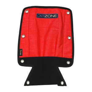 DirZone MC Storage Pack / Rückenpolster ROT