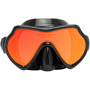 SEADIVE Maske Eagle Eye Rayblocker HD
