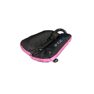 DirZone Monowing Ring 14 L light schwarz-pink